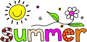 The-Word-Summer-Clip-Art