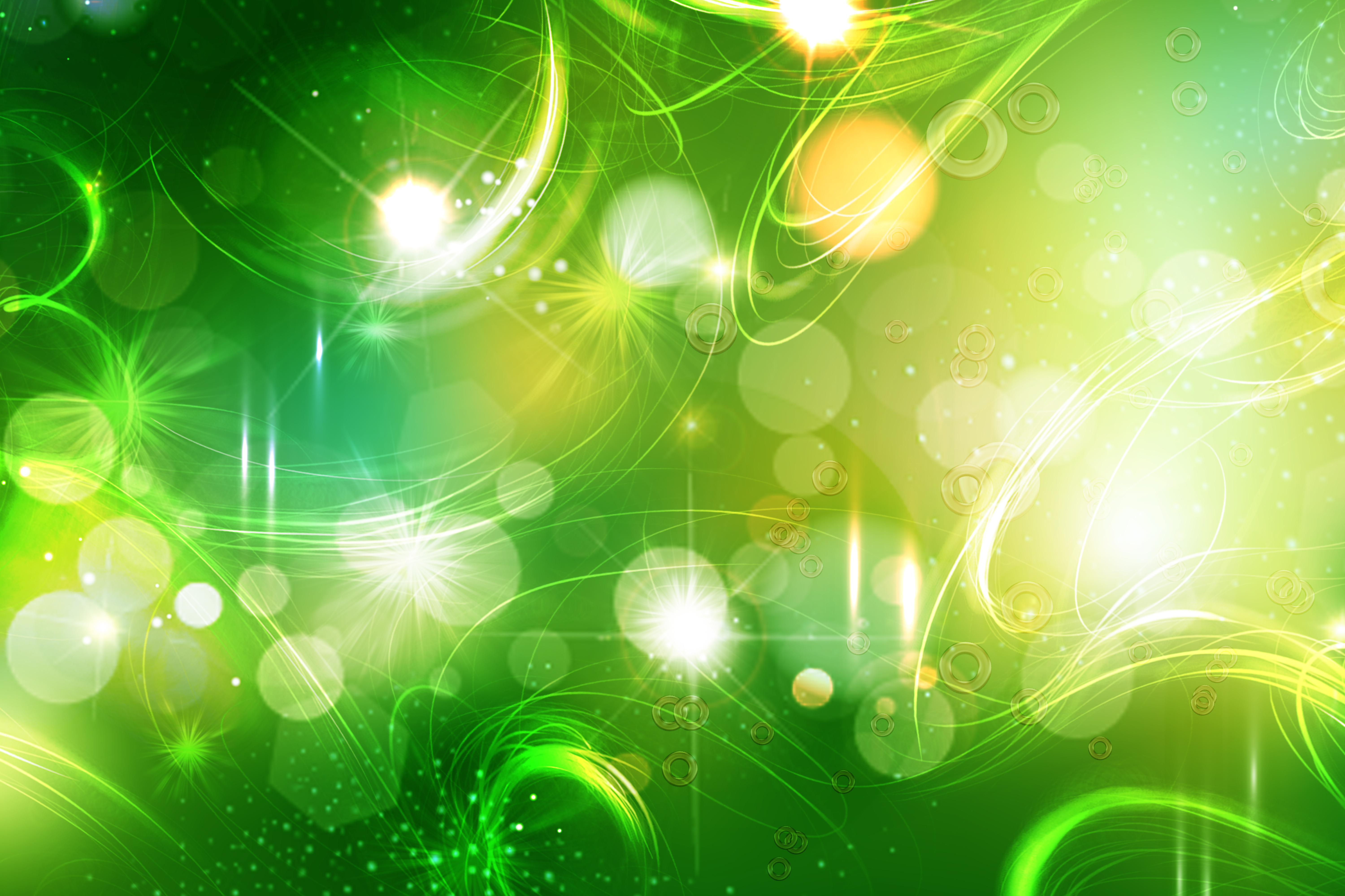 green-shining-picture-desktop-background-abstract-photo ...